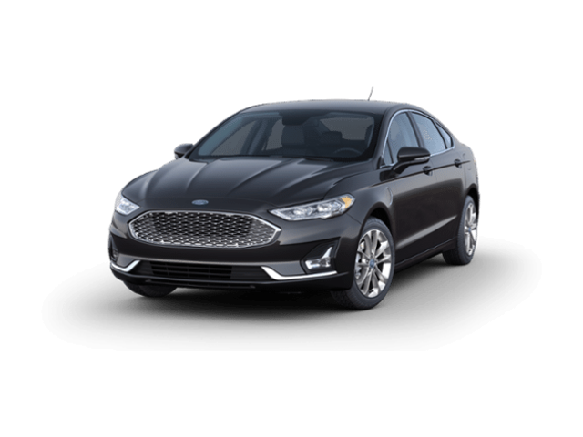 2019 Ford Fusion Energi Titanium Plug-in Capable Hybrid Sedan